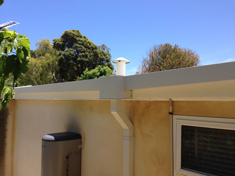 Flash Roof Plumbing Gutter Replacements Perth